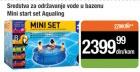 Sredstva za održavanje vode u bazenu Mini start set Aqualing