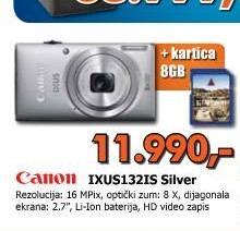 Digitalni fotoaparat IXUS132IS