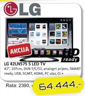 """Televizor LED 42"""" 42LN575S"""