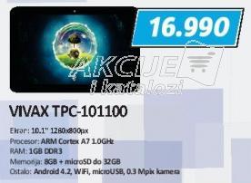 Tablet Tpc-101100