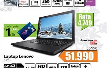 Laptop PK G505s (59390299)