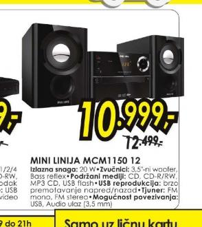 Mini linija MCM1150/12