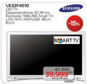 Televizor LED UE32F4510
