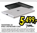 Tastatura za iPad 2 KEYBOARD CASE
