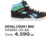 Patike Royal court Mid Reebok,  v480084