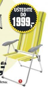 Baštenska stolica Ajstrup Campmann