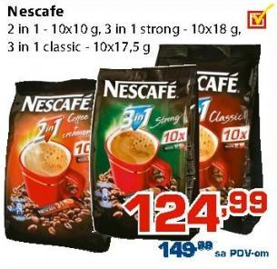 Kafa instant 3u1 classic