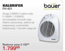 Kalorifer  FH-421