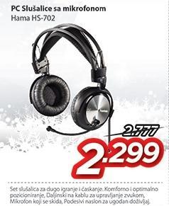 Slušalice Hs-702
