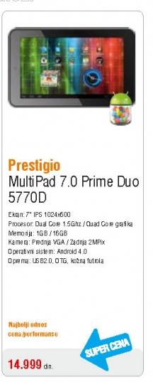 Multipad Pmp5570C Duo