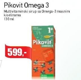 Pikovit Omega 3