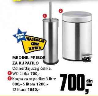 WC četka Medine