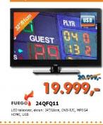 LED televizor 24QFQ11