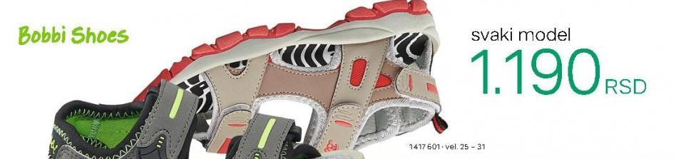 Dečije sandale Bobbi Shoes