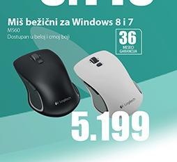 Miš USB M560