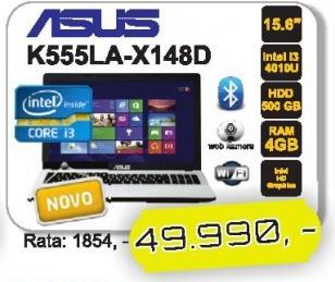 Laptop K555LA-X148D