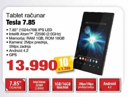 Tablet 7.85