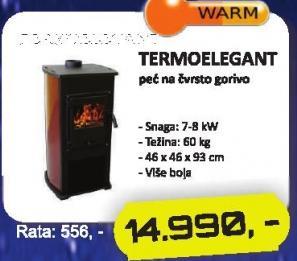 Peć Termoelegant