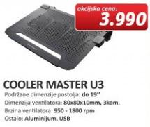Hladnjak za laptop U3