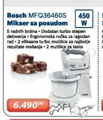 Mikser Mfq 36460S