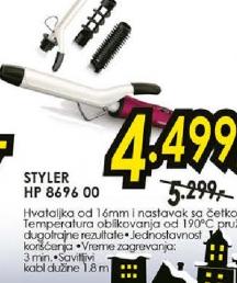 Styler HP8696/00
