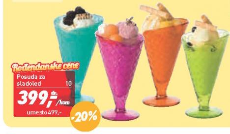 Posuda za sladoled