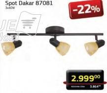 Spot Dakar 87081