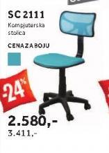 Kompjuterska stolica Sc 2111