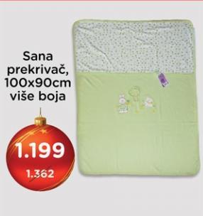 Prekrivač Sana