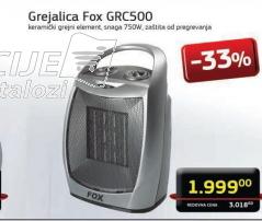 Grejalica GR500