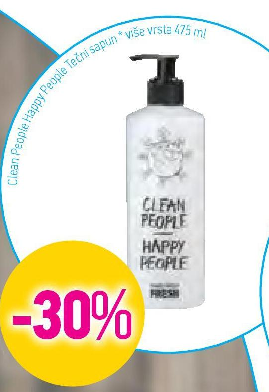 Clean people tečni sapun
