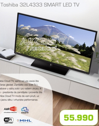 LED TV Smart 32L4333