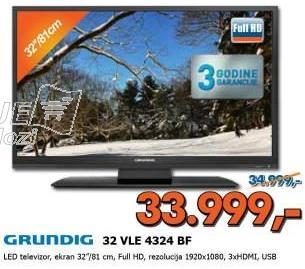 Televizor LED 32VLE4324BF