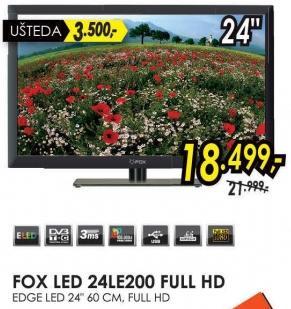 """Televizor LED 24"""" 24le200 Full Hd"""