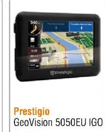 Gps navigacija GeoVision 5050EU IGO