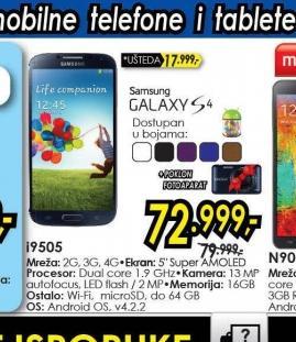 Mobilni telefon i9505 Galaxy