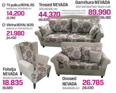 Garnitura Nevada