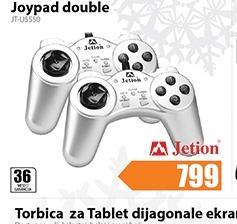 Joypad double JTU5550