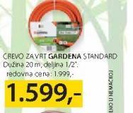 Crevo za vrt, Standard Gardena
