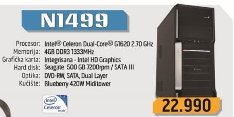 Desktop računar N1499