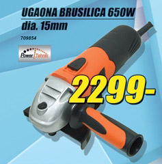 Ugaona brusilica 650W