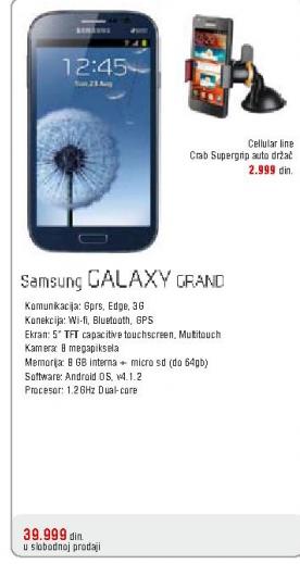 Telefon mobilni Galaxy Core