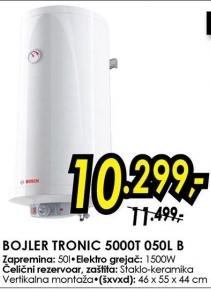 Bojler Tronic 5000t  050l B