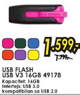 USB flash USB V3 16GB 49178