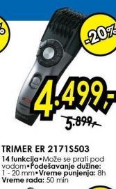 Trimer Er 2171s503