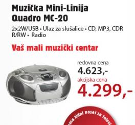 Mini linija MC-20