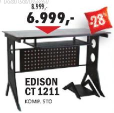 Kompjuter sto Edison CT 1211
