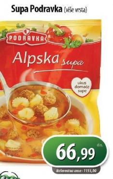 Supa alpska