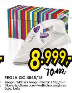 Pegla GC4845/15