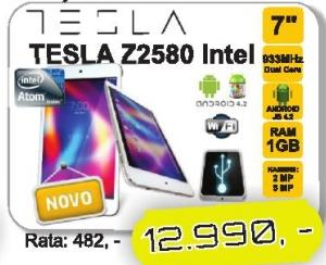Tablet Tesla Z2580 Intel